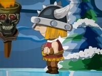 Флеш игра Экспедиция викинга