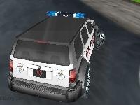 Флеш игра Экстремальное преследование 3D