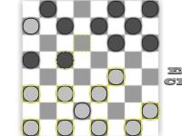 Флеш игра Экстремальные шашки