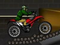 Флеш игра Экстремальный мотоциклист