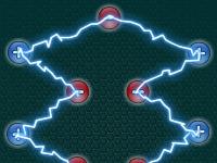 Флеш игра Электрические заряды
