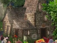 Флеш игра Эльфийская деревня