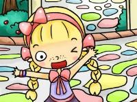 Флеш игра Эмма в зоопарке