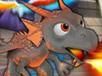Флеш игра Энергия дракона