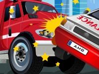 Флеш игра Эпическая битва 911