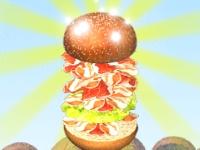 Флеш игра Эпический гамбургер