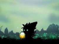Флеш игра Эрлайн: Волшебные орбы