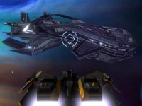 Флеш игра Эскадрилья Теневых Ястребов