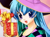 Флеш игра Это ведьма: День рождения