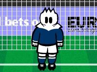Флеш игра Евро 2000: Пенальти