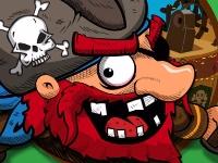 Флеш игра Эй, на палубе! Приключения пирата