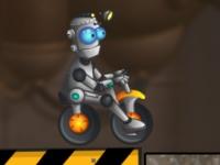 Флеш игра Езжай, робот 2!