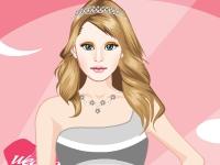 Флеш игра Фантастическое свадебное платье