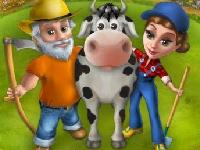 Флеш игра Ферма мания