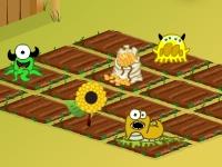Флеш игра Ферма с монстрами