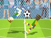 Флеш игра Физический футбол 2