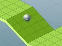 Флеш игра Физика шара