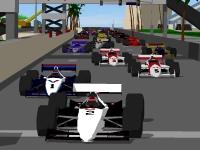 Флеш игра Формула 1 PRO
