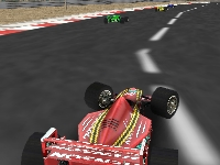 Флеш игра Формула 1: Вторая гонка