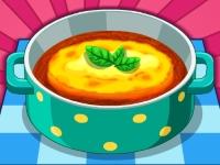 Флеш игра Французский луковый суп