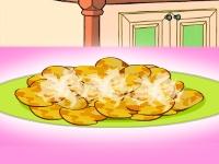 Флеш игра Французский рецепт чипсов