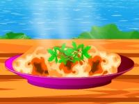 Флеш игра Фрикадельки в соусе