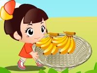 Флеш игра Фруктовый урожай