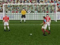 Флеш игра Футбол: Точный удар 2