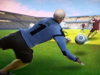 Флеш игра Футбол мечты
