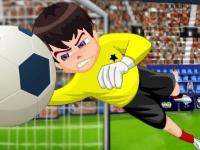 Флеш игра Футбол со штрафными