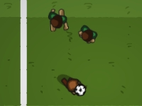 Флеш игра Футбольная ярость 2