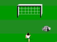 Флеш игра Футбольное противостояние