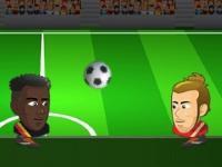 Флеш игра Футбольные головы 2018