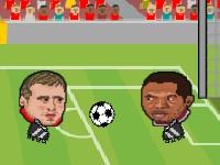 Флеш игра Футбольные головы