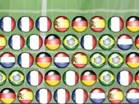 Флеш игра Футбольные пузыри