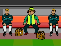 Флеш игра Футбольный доктор