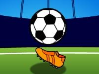Флеш игра Футбольный фристайл