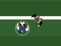 Флеш игра Футбольный матч