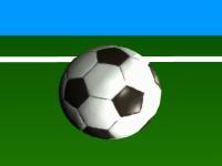 Флеш игра Футбольный мяч