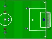 Флеш игра Футбольный турнир