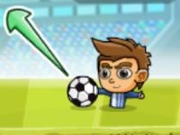 Флеш игра Футбольный вызов