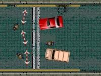 Флеш игра ГТА: Машина с взрывчаткой