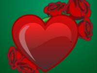 Флеш игра Гадание на цветке: любит - не любит