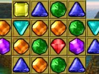 Флеш игра Галактические камни 2: Дополнительные уровни