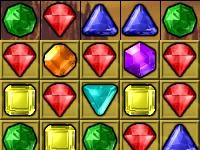 Флеш игра Галактические камни 2: Новые горизонты