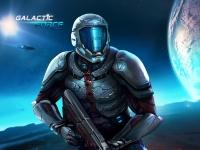 Флеш игра Галактические войска: Арена
