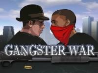 Флеш игра Гангстерская война