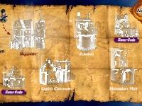 Флеш игра Гарри Поттер и карта мародёров