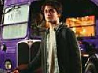Флеш игра Гарри Поттер: вождение автобуса