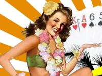 Флеш игра Гавайский пасьянс